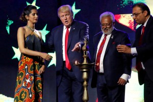 Hindus for Trump image